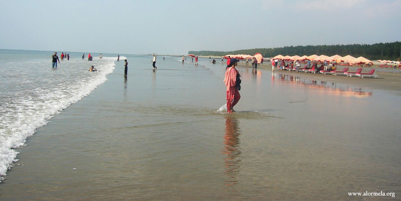 Coxs Bazar Sea Beach