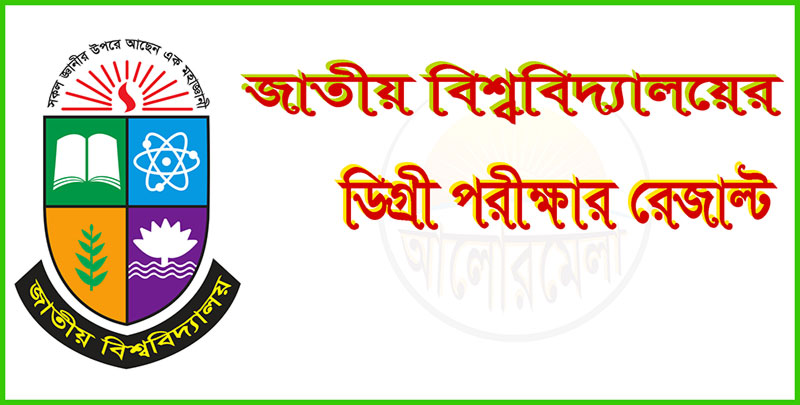 National University Degree Pass Course Exam Result